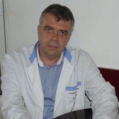 Доц. д-р Чавдар Цветков, д.м.